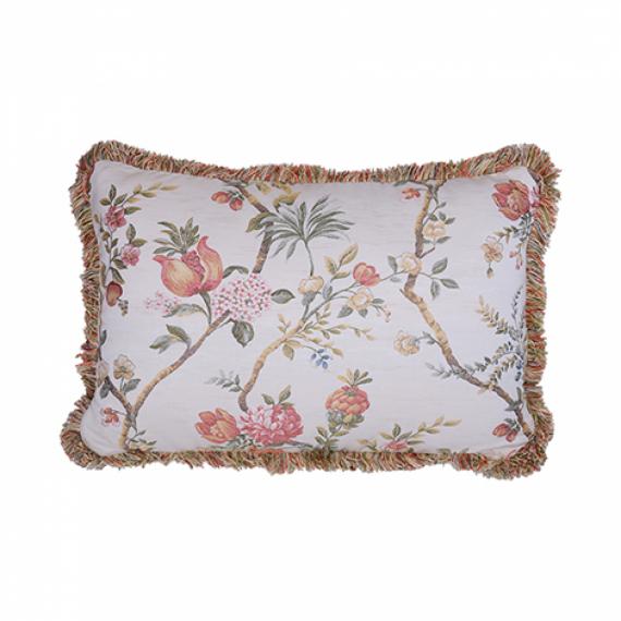 Almofada Retangular Francesa Floral