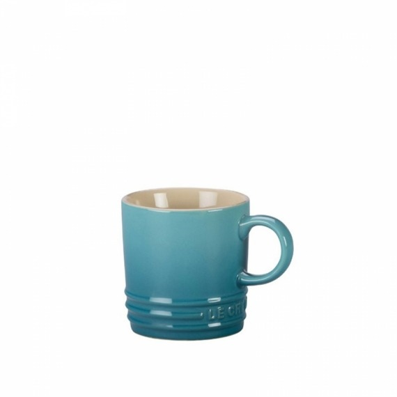 Caneca Espresso Le Creuset Azul Caribe