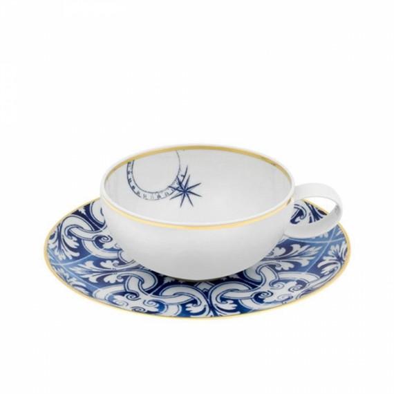 Xícara Chá Transatlântica Vista Alegre