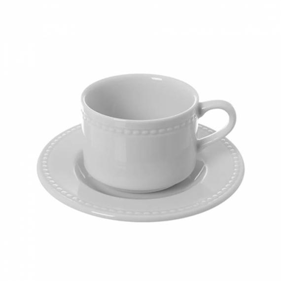 Xícara Chá Perla Vista Alegre