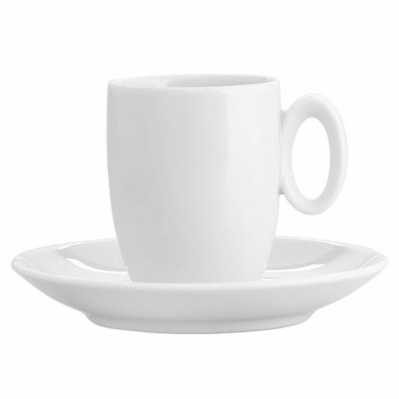 Xícara Café Broadway White Vista Alegre