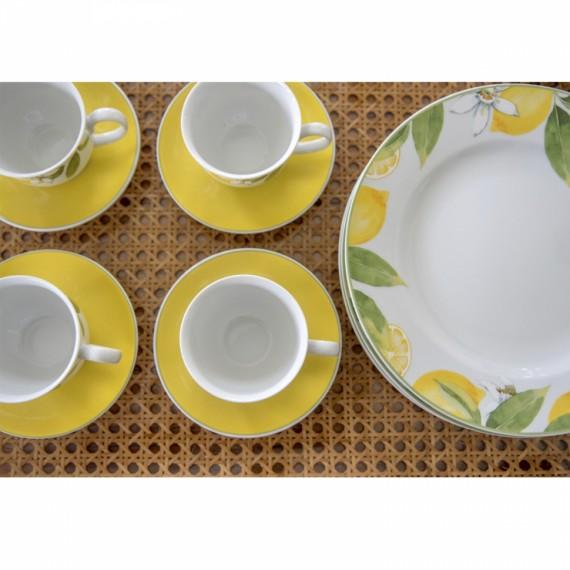 Xícara Café Limão MatisseCasa Vista Alegre