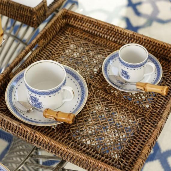 Xícara Chá Cozinha Velha Vista Alegre