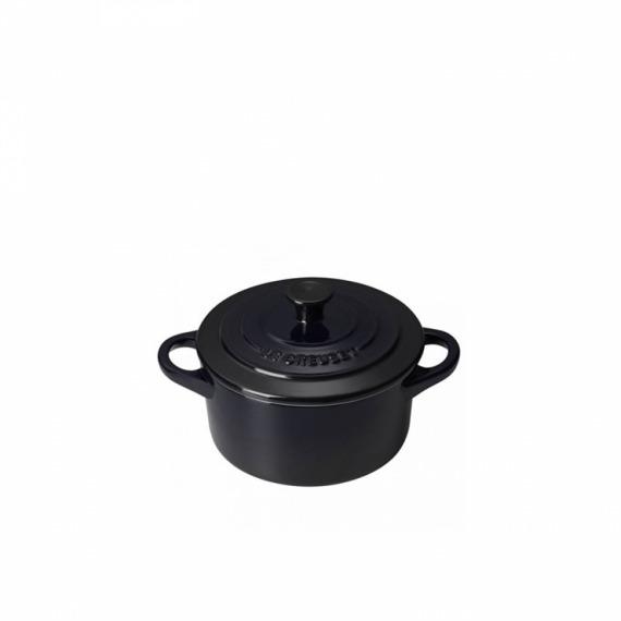 Mini Cocotte Redonda Le Creuset Black Onix