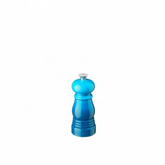 Mini Moedor de Pimenta Le Creuset Azul Caribe
