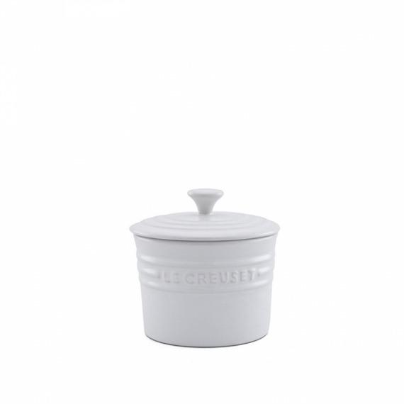 Porta-Condimento Le Creuset Branco M