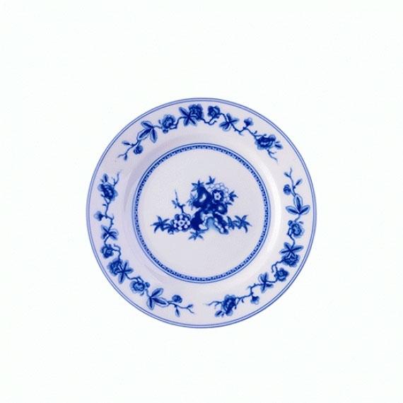 Prato Sobremesa Blue Macau Matisse Casa Vista Alegre