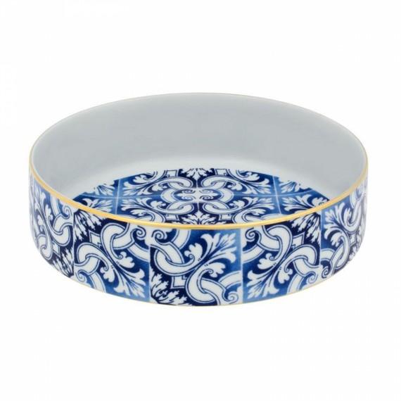 Saladeira Azulejos Transatlântica Vista Alegre P