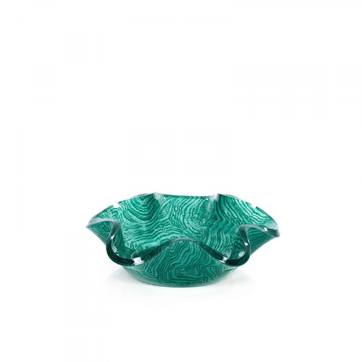Bowl Malachite Green