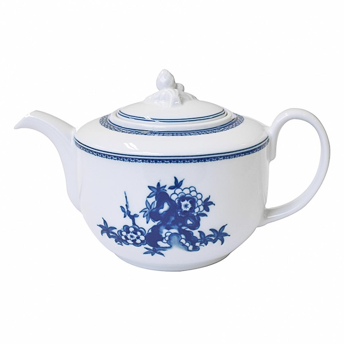 bule chá blue macau matisse casa vista alegre matisse