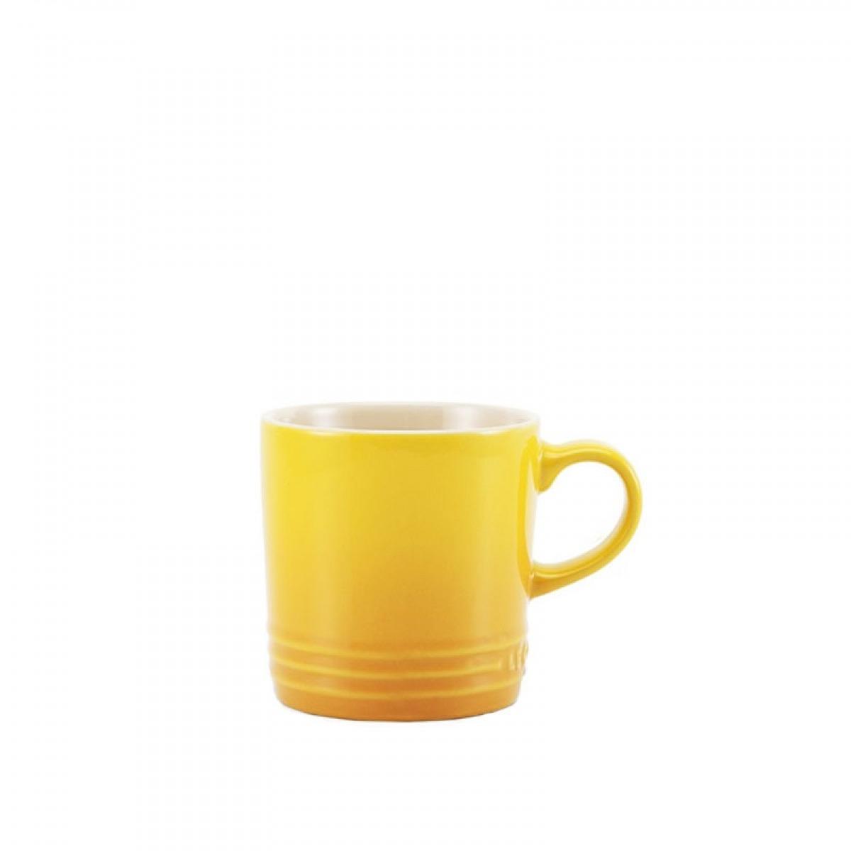 Caneca Espresso Amarelo Dijon Le Creuset
