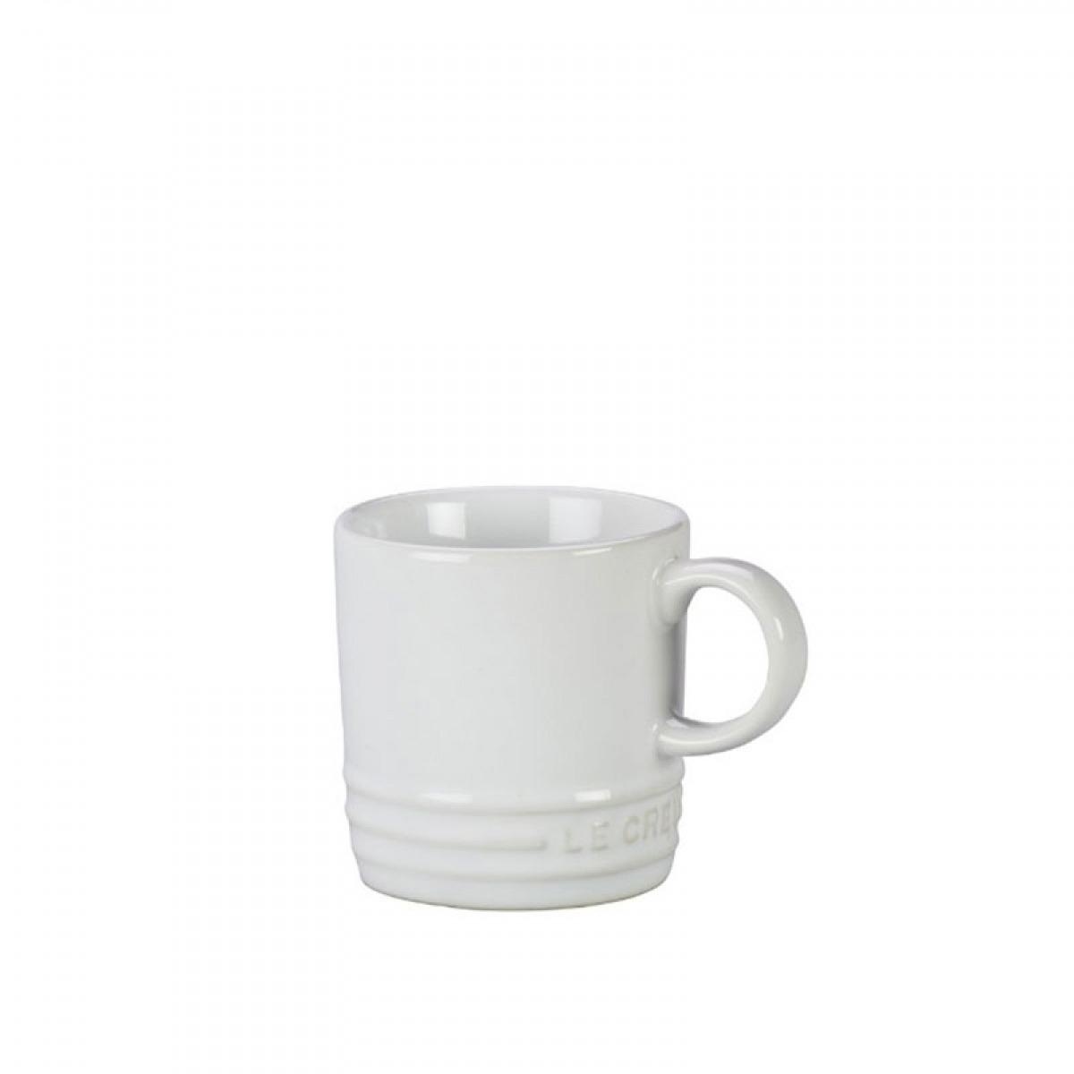 Caneca Espresso Le Creuset Branco