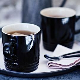 Caneca Cappuccino Le Creuset Black Onix