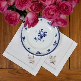 Conjunto Guardanapos Flor de Cerejeira 2 peças