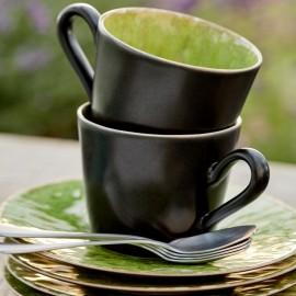 Xícara Chá Riviera Costa Nova Verde