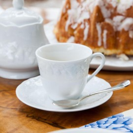 Xícara Café Califórnia Limoges