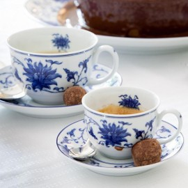Xícara Café Lazuli Vista Alegre