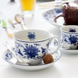 Xícara Chá Lazuli Vista Alegre