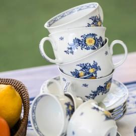 Xícara Chá Viana Vista Alegre