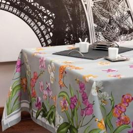 Toalha de Mesa Orchidées - Beauvillé