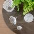 Caixa Vibrato Lalique Transparente